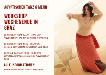 Workshop-Wochenende in Graz